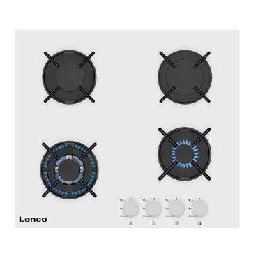 כיריים גז Lenco LGH6408 לנקו - תמונה 1