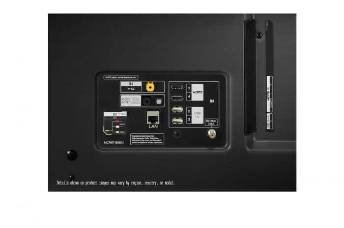 טלוויזיה 70'' LED SMART 4K LG 70UM7380 אל גי - תמונה 4