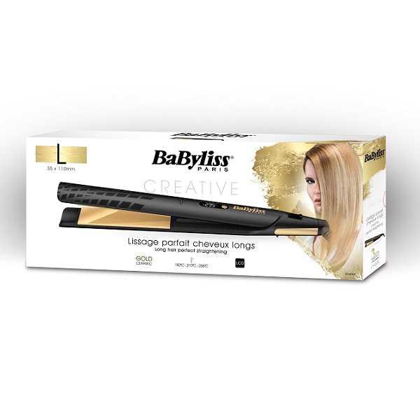 מחליק שיער Babyliss BAST430ILE בייביליס - תמונה 2