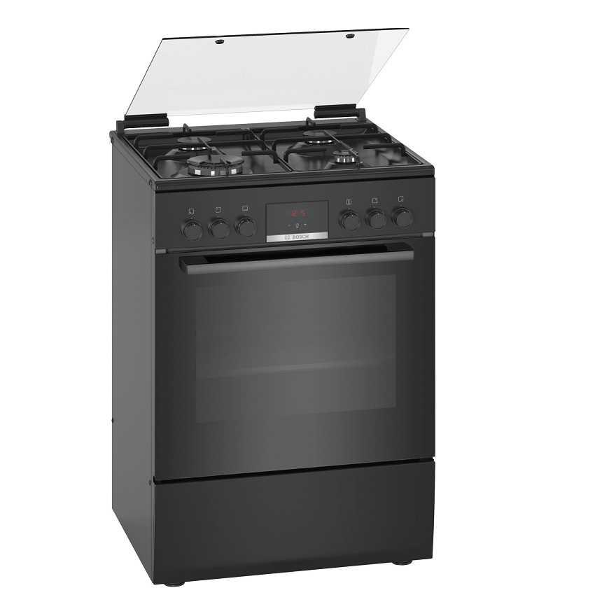 תנור שחור משולב HXR39IH61Y Bosch בוש - תמונה 1