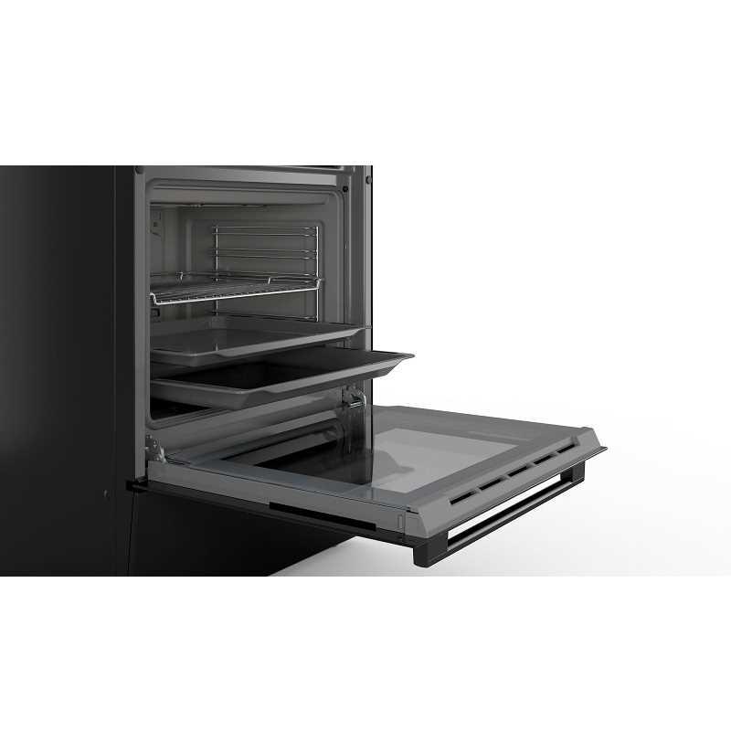 תנור שחור משולב HXR39IH61Y Bosch בוש - תמונה 2
