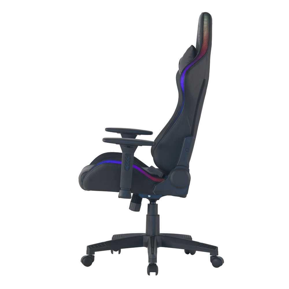 כיסא גיימינג Dragon Space Gaming Chair עם תאורה RGB - תמונה 3