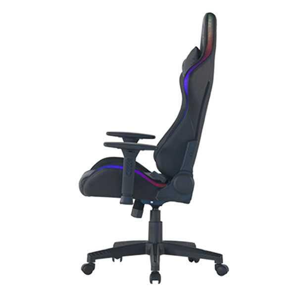 כיסא גיימינג Dragon Space Gaming Chair עם תאורה RGB - תמונה 4
