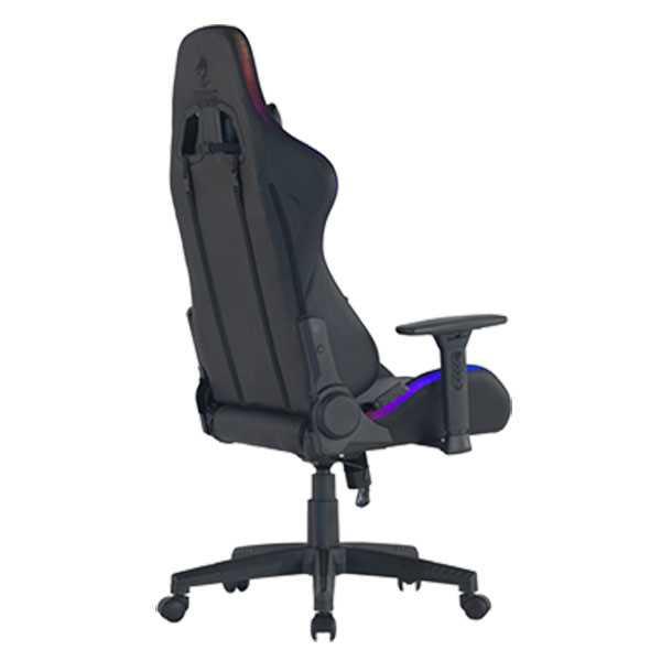 כיסא גיימינג Dragon Space Gaming Chair עם תאורה RGB - תמונה 9