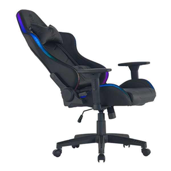 כיסא גיימינג Dragon Space Gaming Chair עם תאורה RGB - תמונה 11