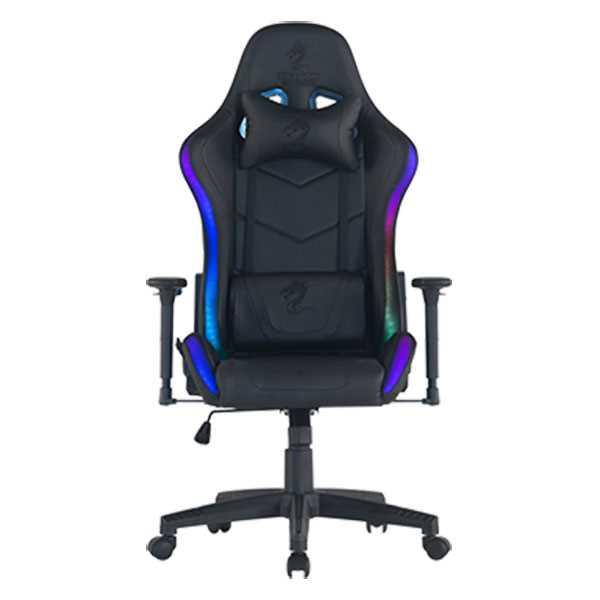 כיסא גיימינג Dragon Space Gaming Chair עם תאורה RGB - תמונה 1