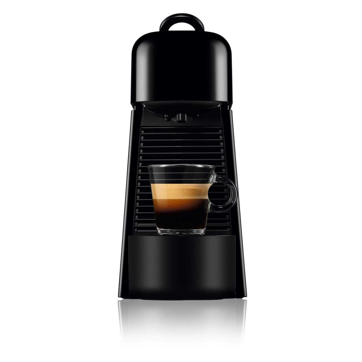 מכונת אספרסו Nespresso Essenza D45 Plus נספרסו כולל מקצף חלב - תמונה 3
