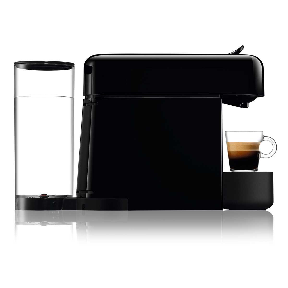 מכונת אספרסו Nespresso Essenza D45 Plus נספרסו כולל מקצף חלב - תמונה 4