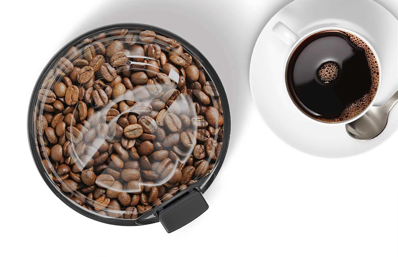מטחנת קפה ותבלינים Bosch TSM6A011W בוש - תמונה 4