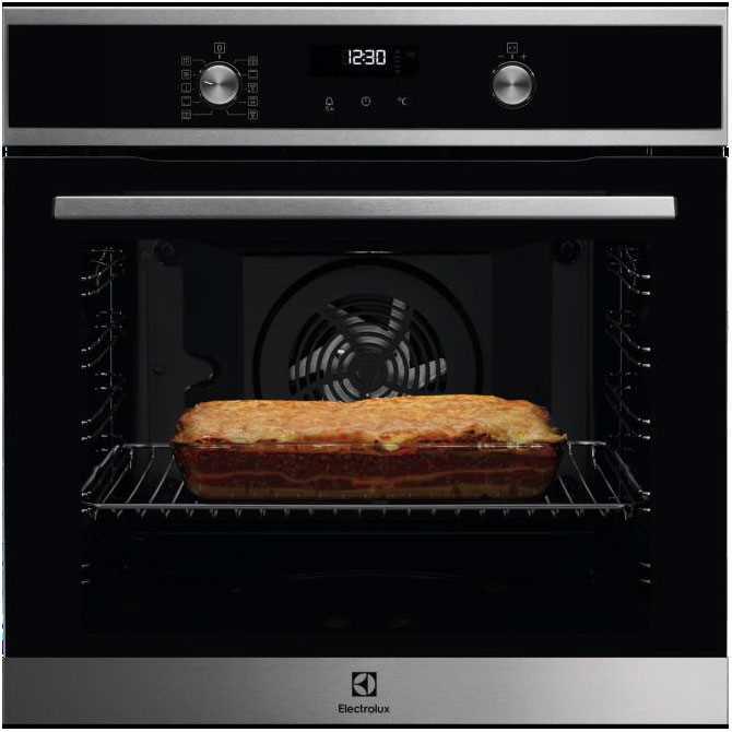 תנור בנוי Electrolux EOH6426X אלקטרולוקס - תמונה 1