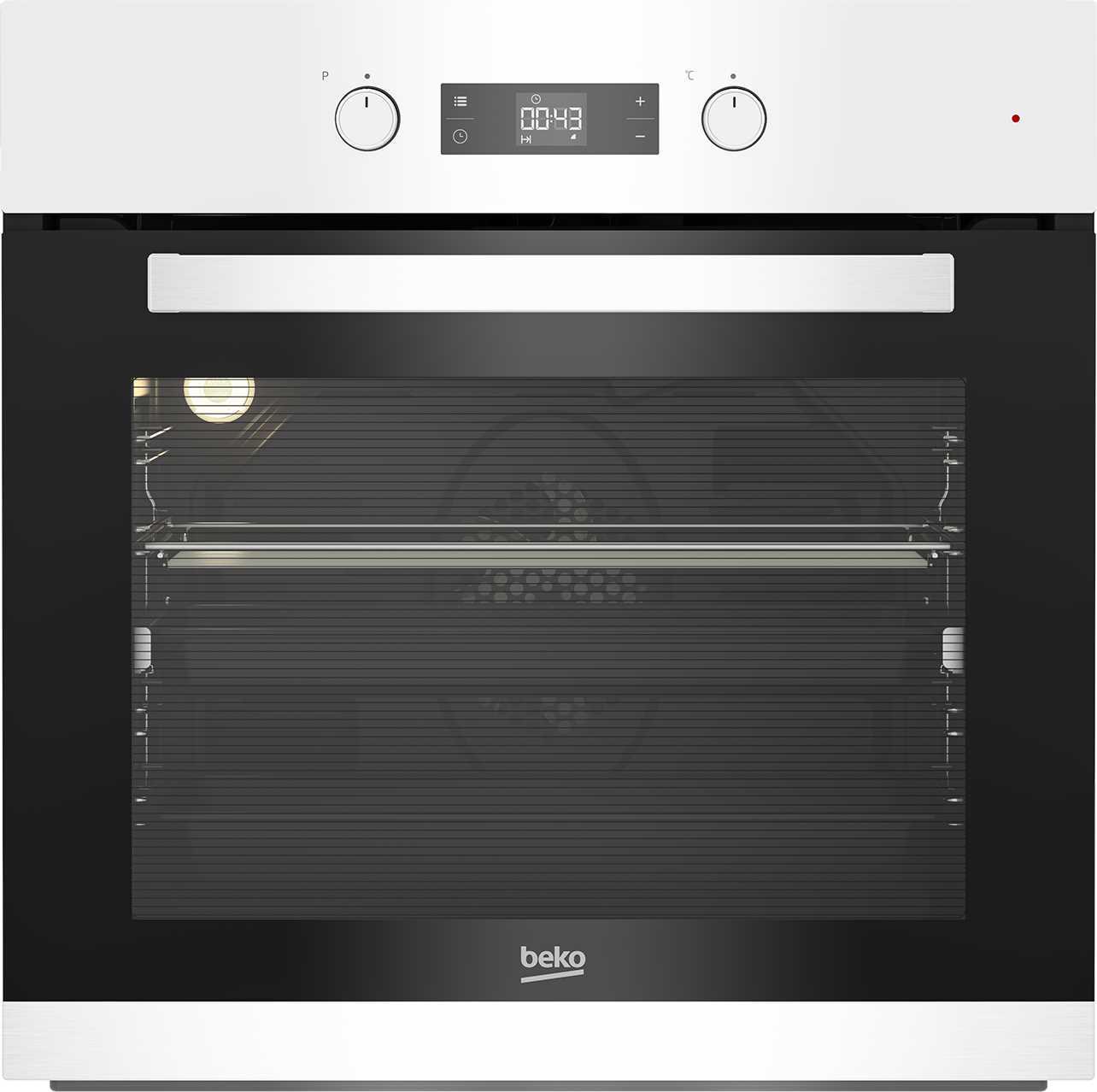 תנור בנוי Beko BIM22301W בקו - תמונה 1