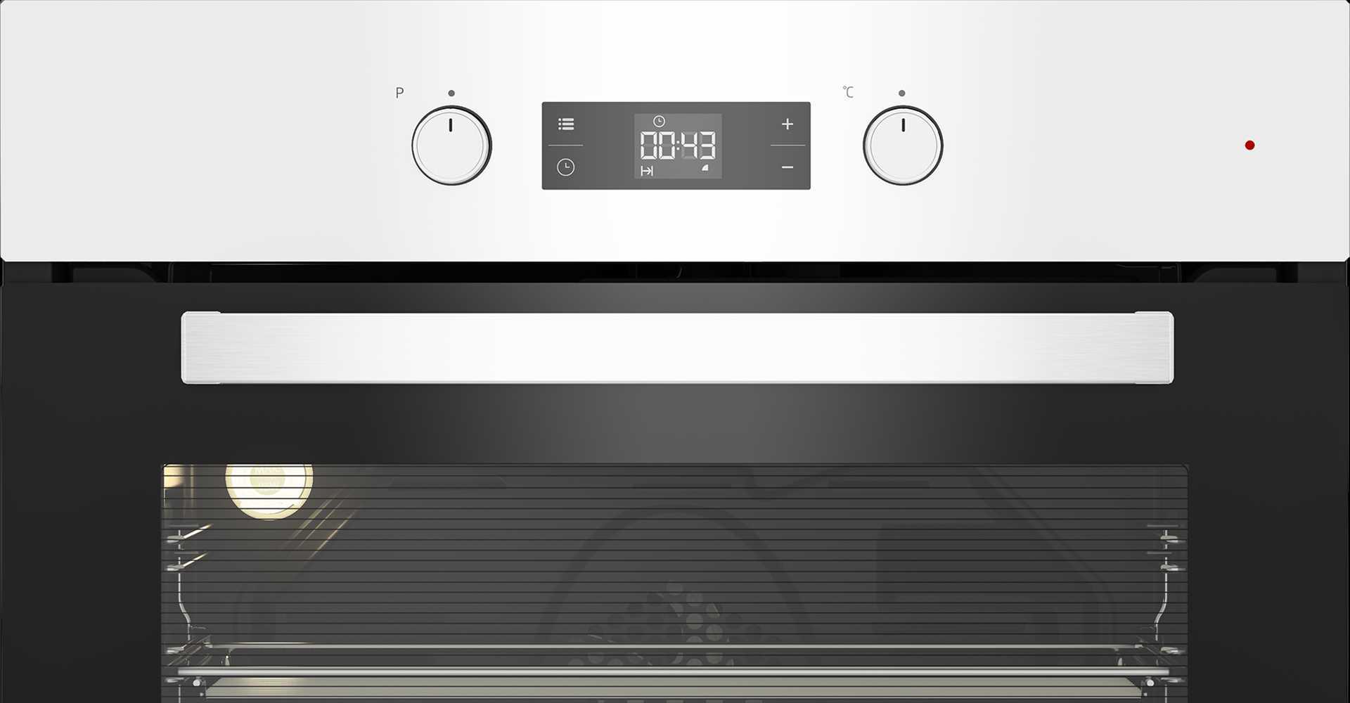 תנור בנוי Beko BIM22301W בקו - תמונה 3