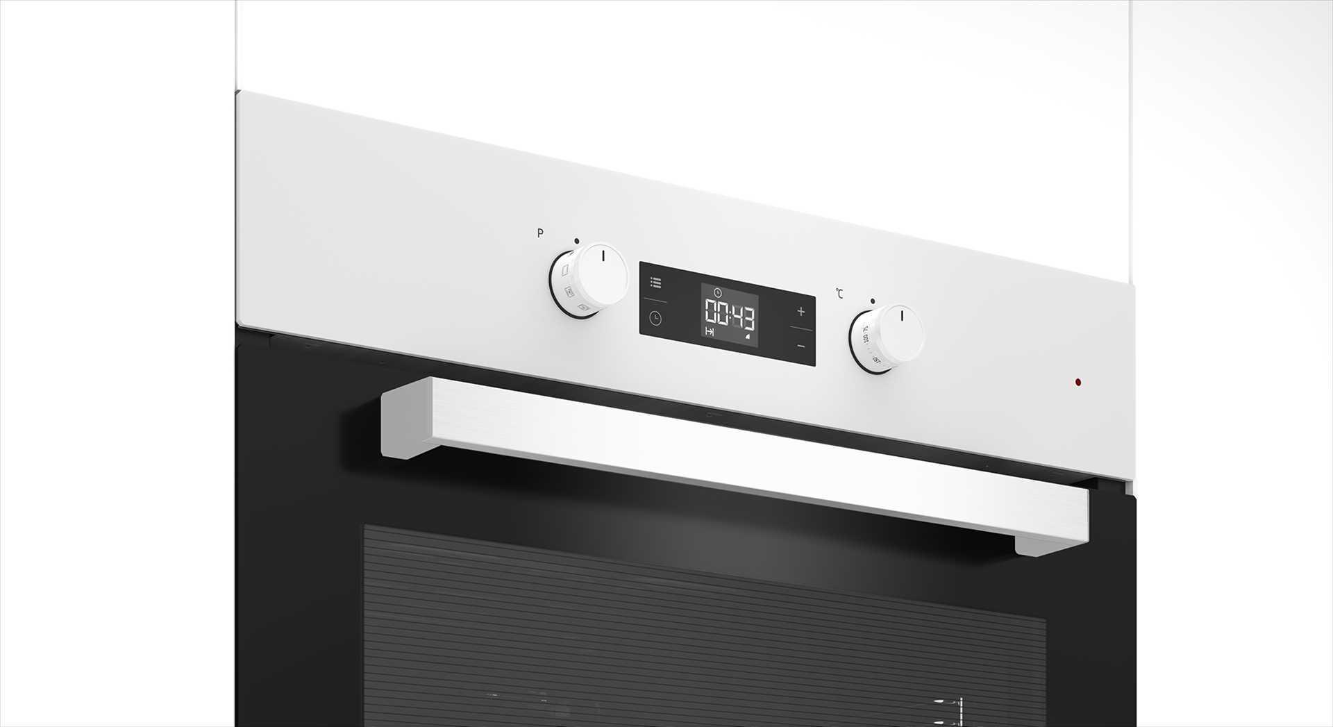 תנור בנוי Beko BIM22301W בקו - תמונה 2