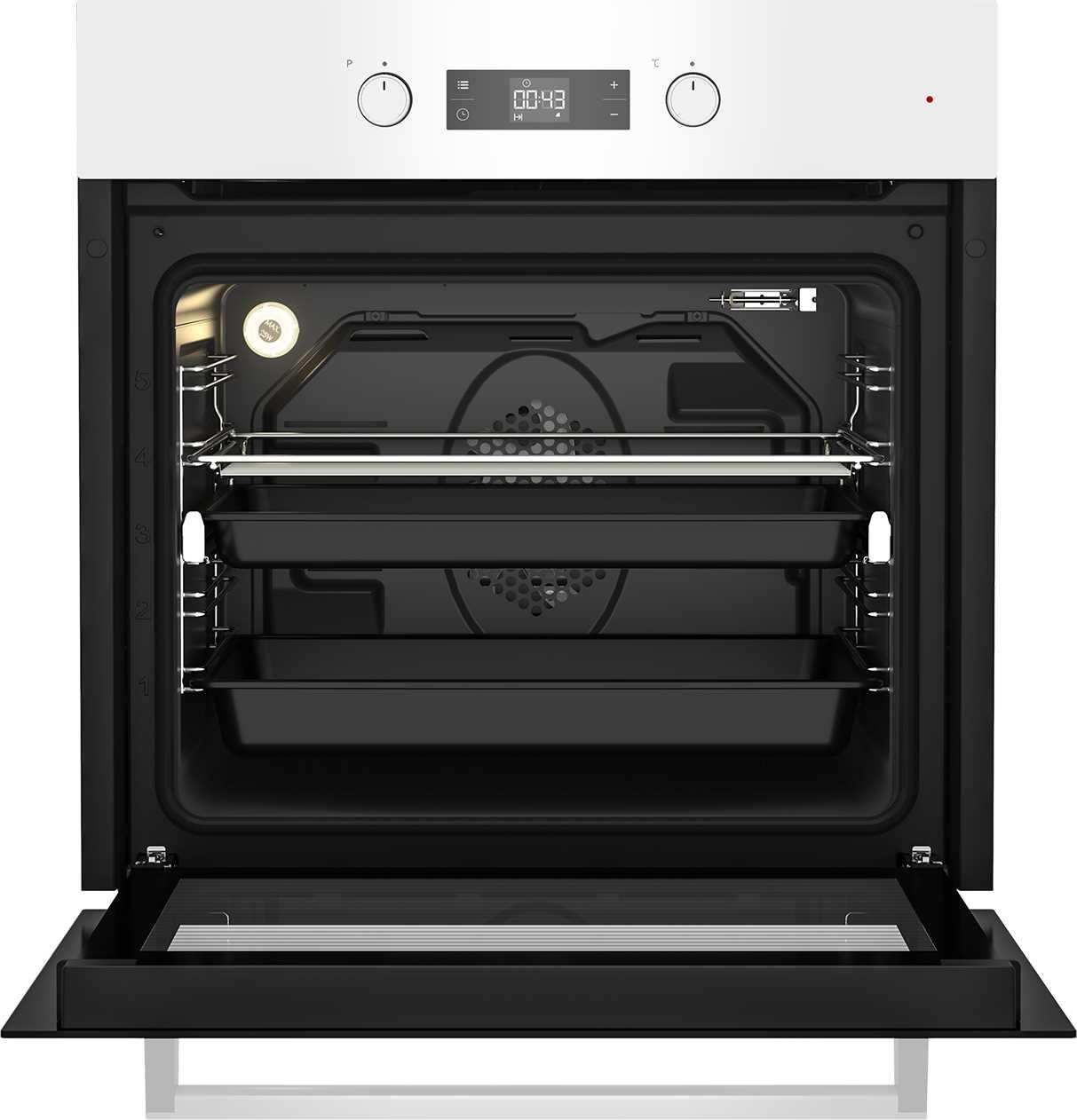 תנור בנוי Beko BIM22301W בקו - תמונה 4