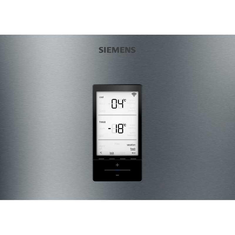 מקרר מקפיא תחתון Siemens KG76NAI31L 517 ליטר סימנס - תמונה 4