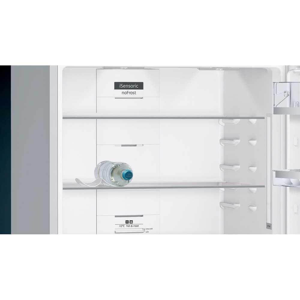 מקרר מקפיא תחתון Siemens KG86NAI31L 617 ליטר סימנס - תמונה 2