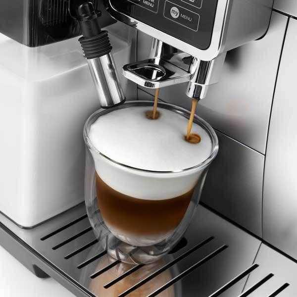 מכונת קפה דלונגי אספרסו Delonghi DINAMICA ECAM 350.75 - תמונה 3