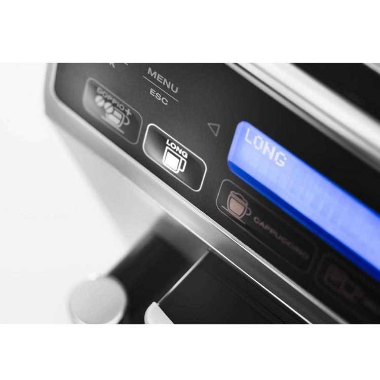 מכונת קפה דלונגי אספרסו Delonghi AUTENTICA ETAM 29.660.SB - תמונה 3