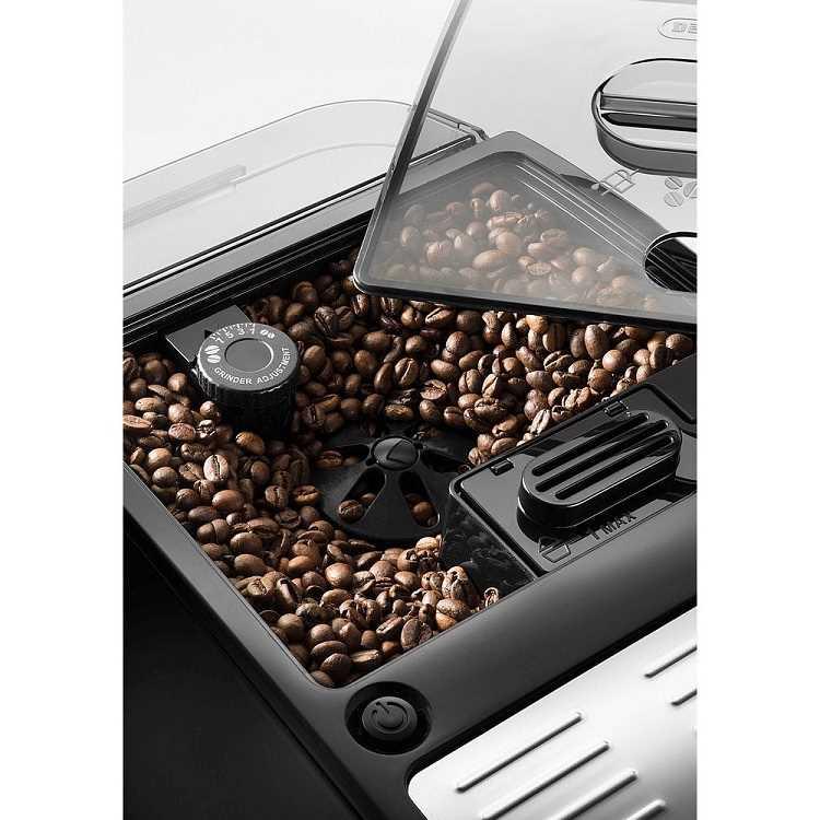 מכונת קפה דלונגי אספרסו Delonghi AUTENTICA ETAM 29.660.SB - תמונה 4