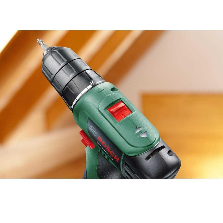 מקדחה/מברגה Bosch EasyDrill 1200 בוש - תמונה 4