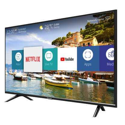 טלוויזיה Hisense 43B6000IL Full HD 43 אינטש הייסנס - תמונה 2