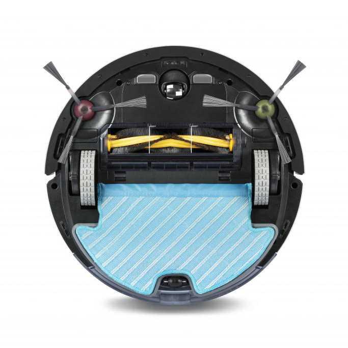 רובוט שואב שוטף Ecovacs DEEBOT OZMO 900 - תמונה 4