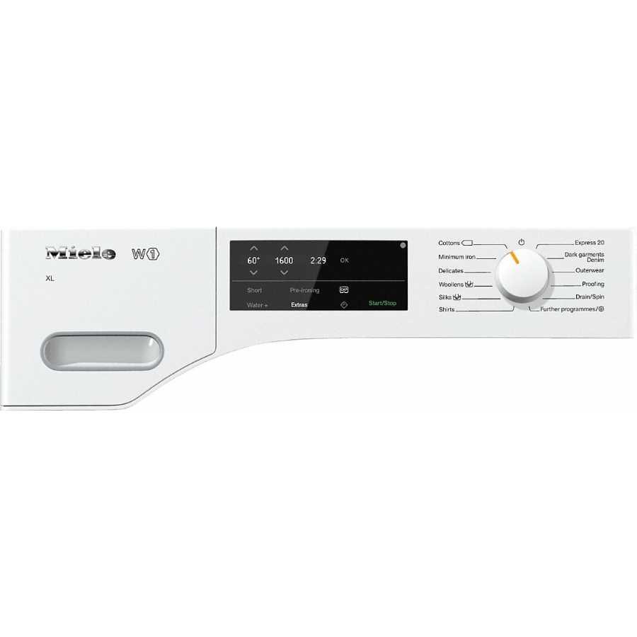 מכונת כביסה פתח קידמי Miele WWG120 XL 9 ק