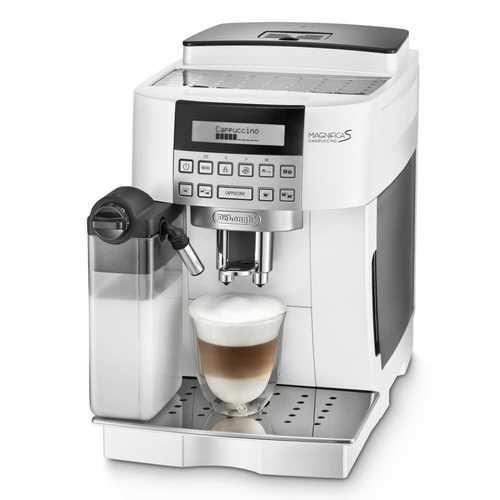 מכונת קפה דלונגי אספרסו Delonghi ECAM 22.360.W - תמונה 1