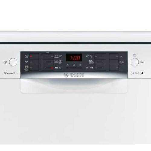 מדיח כלים רחב Bosch SMS46NW01E בוש - תמונה 2