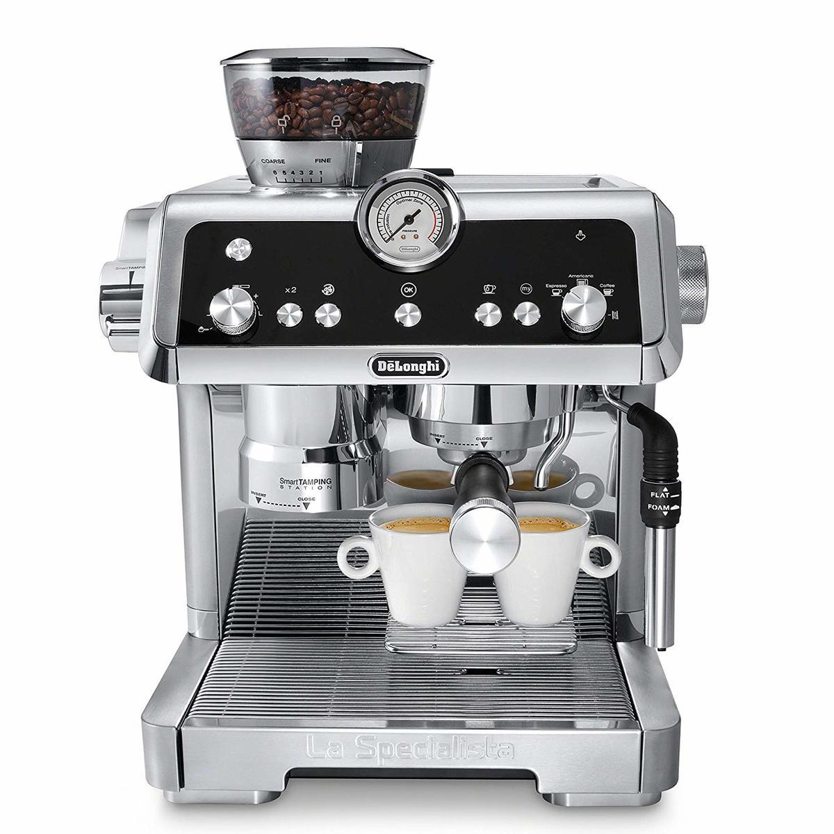 מכונת קפה דלונגי אספרסו Delonghi La Specialista EC9335.M - תמונה 1