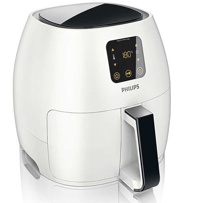 מכשיר טיגון ללא שמן Philips HD9240W פיליפס - תמונה 1