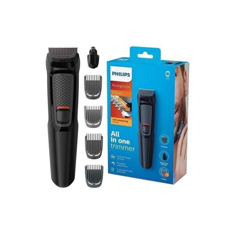 ערכה לטיפוח שיער הפנים Philips MG3710 פיליפס - תמונה 2