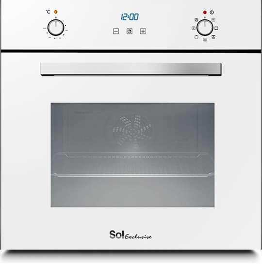 תנור בנוי SOL HO6500W סול - תמונה 1