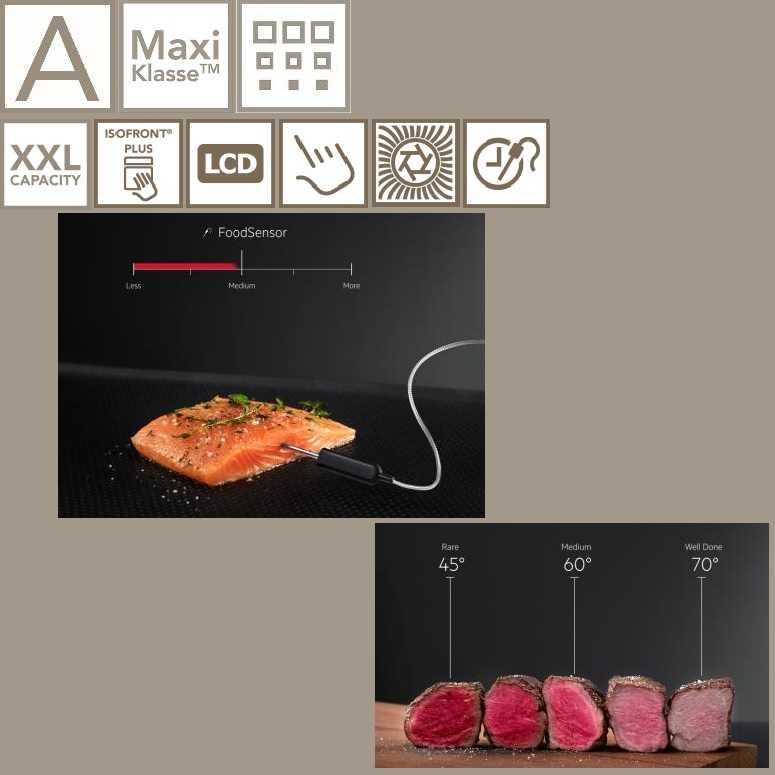 תנור בנוי AEG BPK722910M - תמונה 2