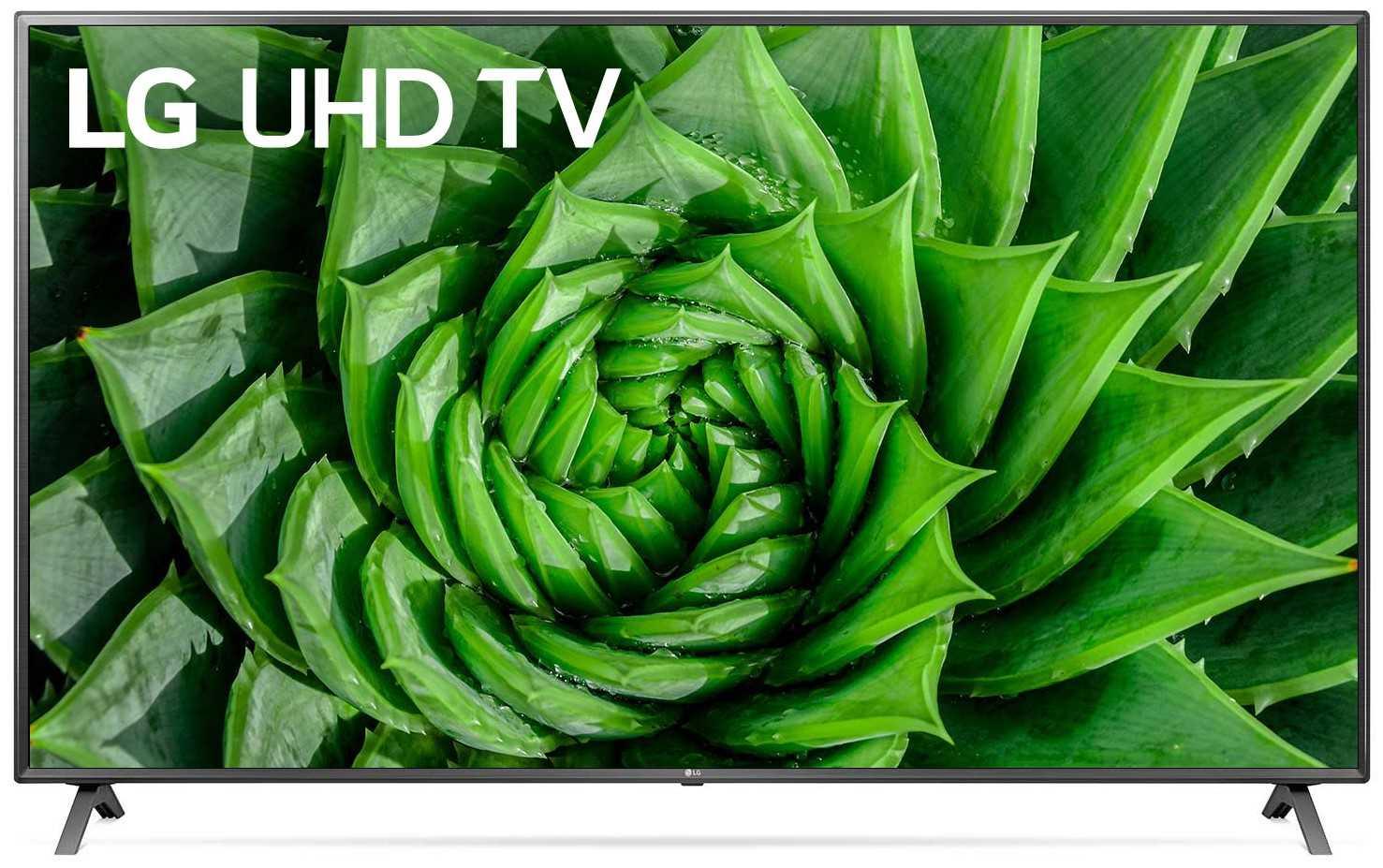 טלוויזיה חכמה 86 IPS Ultra HD 4K דגם: 86UN8080 אל-ג'י LG - תמונה 1