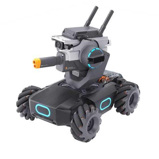 רובוט למידה חינוכי DJI Robomaster S1 - תמונה 2