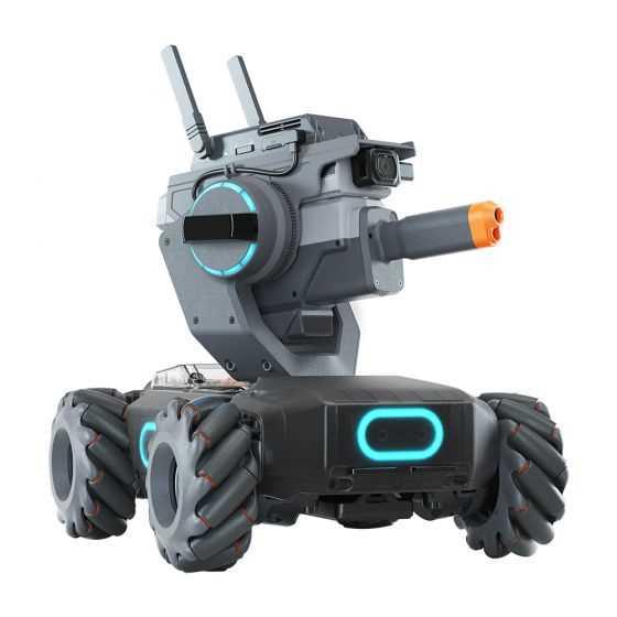 רובוט למידה חינוכי DJI Robomaster S1 - תמונה 4
