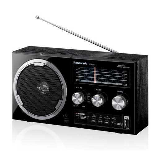 מערכת שמע ניידת Panasonic RF800U פנסוניק - תמונה 1