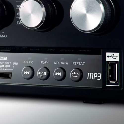 מערכת שמע ניידת Panasonic RF800U פנסוניק - תמונה 3