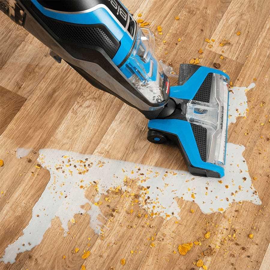 שואב אבק ושוטף רצפות חוטי Bissell Crosswave 17132 ביסל - תמונה 5