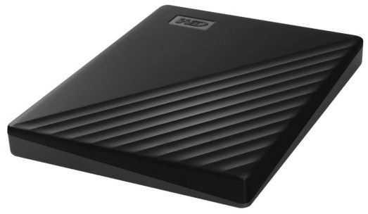 כונן אחסון חיצוני 1TB WDBYVG0010BBK Western Digital - תמונה 3