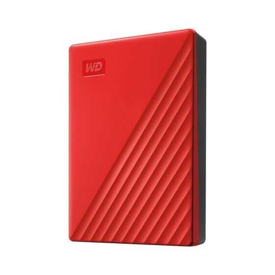כונן אחסון חיצוני 4TB WDBPKJ0040BRD Western Digital - תמונה 1