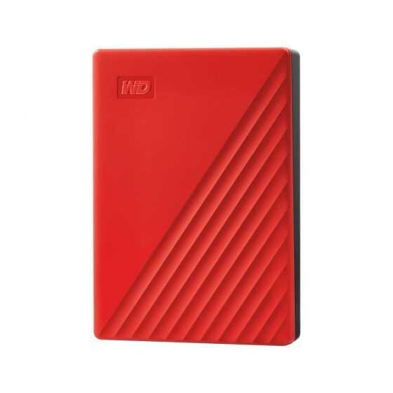 כונן אחסון חיצוני 4TB WDBPKJ0040BRD Western Digital - תמונה 2