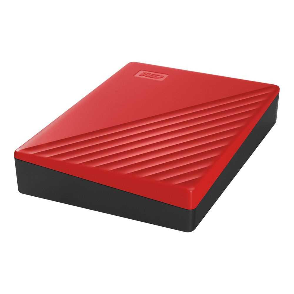 כונן אחסון חיצוני 4TB WDBPKJ0040BRD Western Digital - תמונה 3