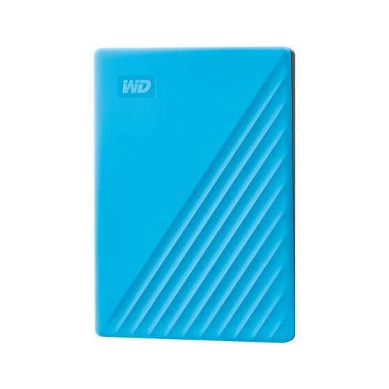 כונן אחסון חיצוני 2TB WDBYVG0020BBL Western Digital - תמונה 2