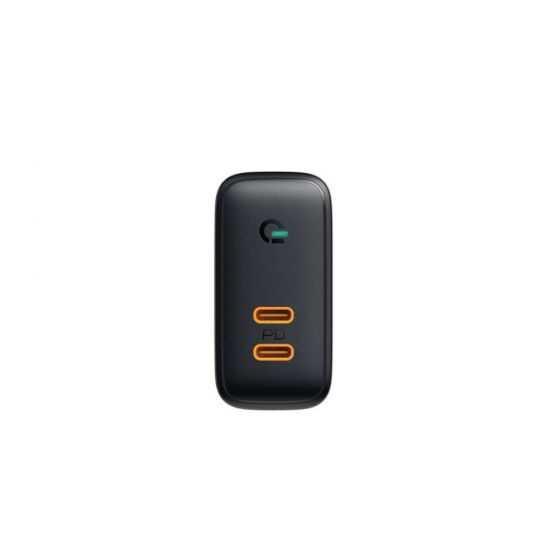 מטען מהיר AUKEY USB-C PD x 2 36W - תמונה 4