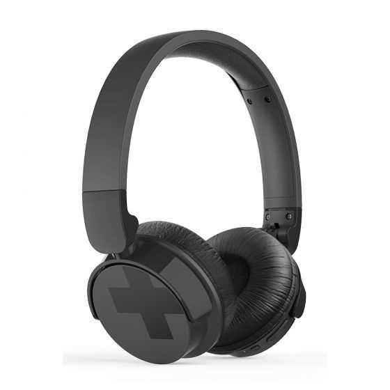 אוזניות Philips Bass+ TABH305BK Bluetooth פיליפס - תמונה 1