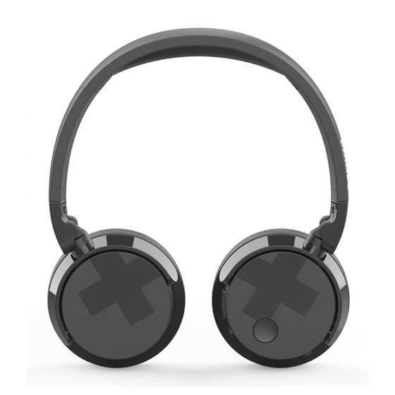 אוזניות Philips Bass+ TABH305BK Bluetooth פיליפס - תמונה 2