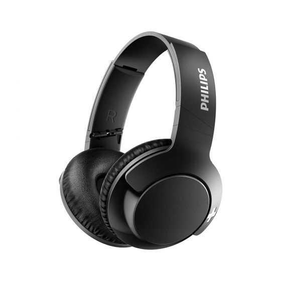 אוזניות Philips BASS+ SHB3175 Bluetooth פיליפס - תמונה 1
