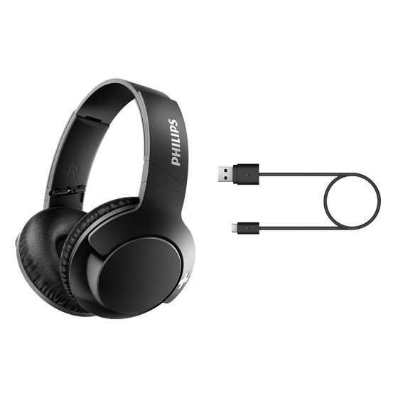אוזניות Philips BASS+ SHB3175 Bluetooth פיליפס - תמונה 5